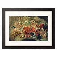 ピーテル・パウル・ルーベンス Peter Paul Rubens 「Der heilige Hieronymus, 1620.」 額装アート作品
