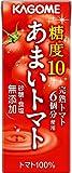 カゴメ あまいトマト 200ml×24本