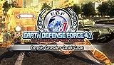 EARTH DEFENSE FORCE 4.1(地球防衛軍4.1) DLC Depth Crawler Gold Coat[オンラインコード]