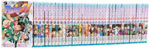 アイシールド21 コミック 全37巻完結セット (ジャンプコミックス)の詳細を見る