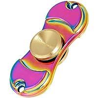 Innoo Tech ハンドスピナー 指スピナー Hand spinner  カラフル 2枚羽 3-5分回転 大人気おもちゃ