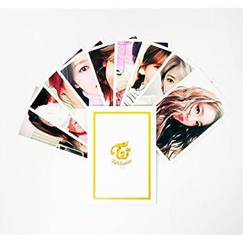 TWICE PRE ORDER BENEFIT A VER. TWICEcoaster : LANE 2 CD 9 PHOTOCARD SET