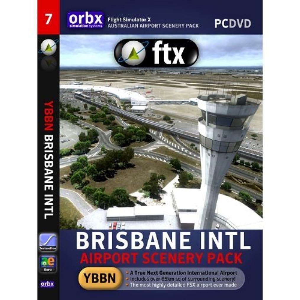 達成可能専門知識契約したOrbx ftx Brisbane Intl Airport for FSX(輸入版)