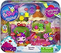 Littlest Pet Shop Fairies Candyswirl Dreams Playset Sprinkle Palace