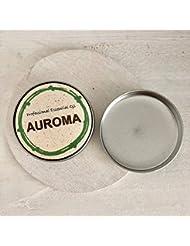 珪藻土アロマプレート AUROMA