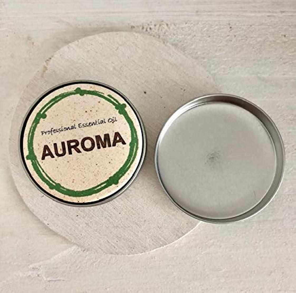 呼吸する命題オンス珪藻土アロマプレート AUROMA