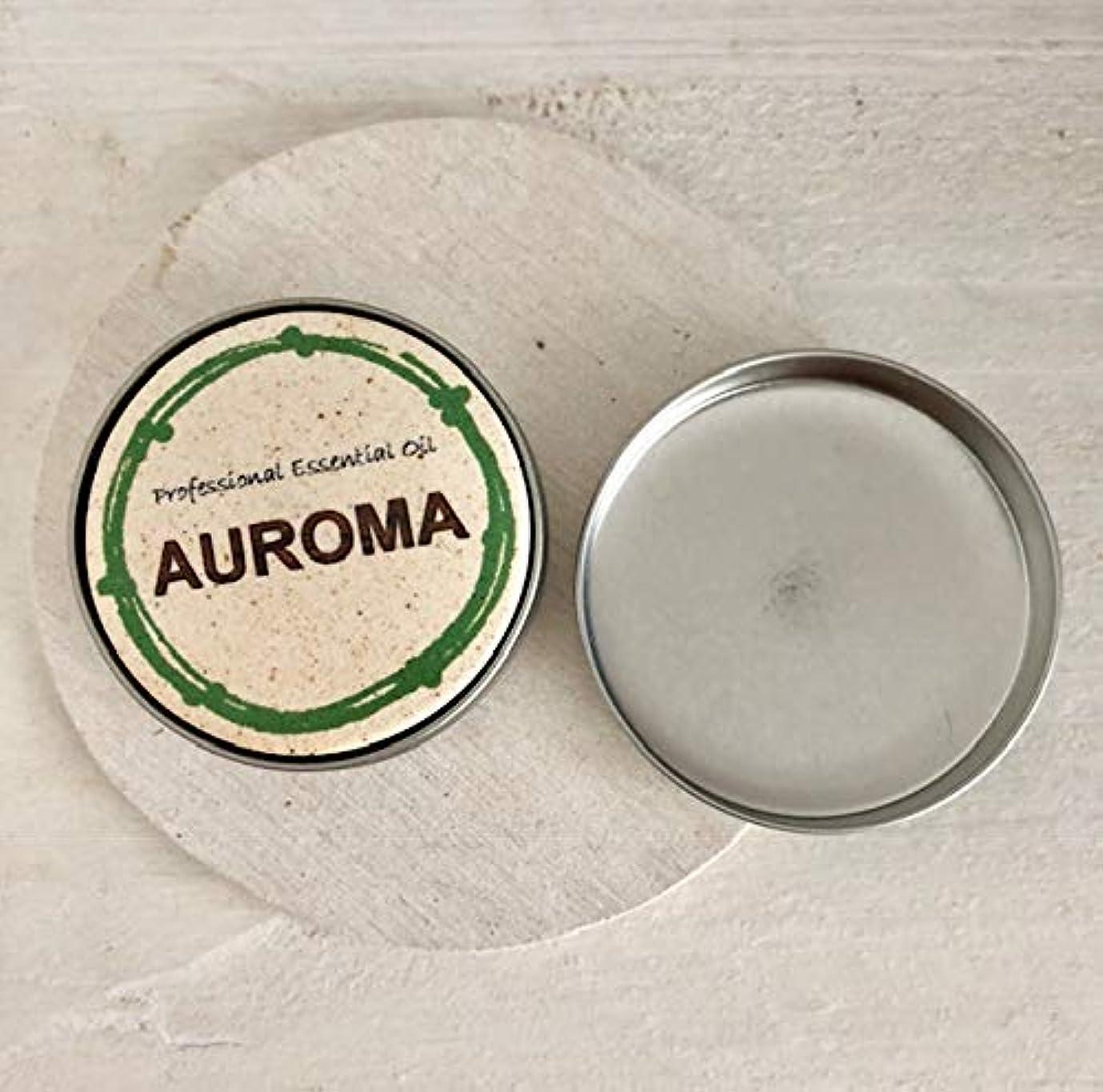 紫のパーツバレーボール珪藻土アロマプレート AUROMA