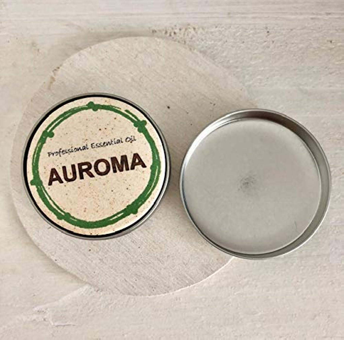 不満チャーミング殺人者珪藻土アロマプレート AUROMA