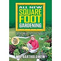 All New Square Foot Gardening Grow More in Less Space! [並行輸入品]