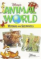 Animal World: Hyenas & Squirrels [DVD] [Import]