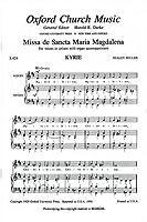 Missa de Sancta Maria Magdalena in D