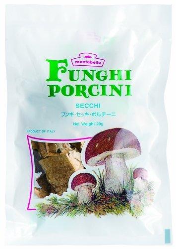 フンギ・セッキ・ポルチーニ 20g /モンテベッロ(3袋)