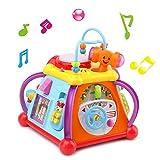 Wishtime 人気のやみつきごっこ遊び よくばりボックス いたずら18ヶ月からやりたい放題 おもちゃ 赤ちゃん 幼児 知育玩具
