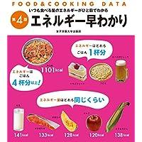 エネルギー早わかり (FOOD & COOKING DATA)