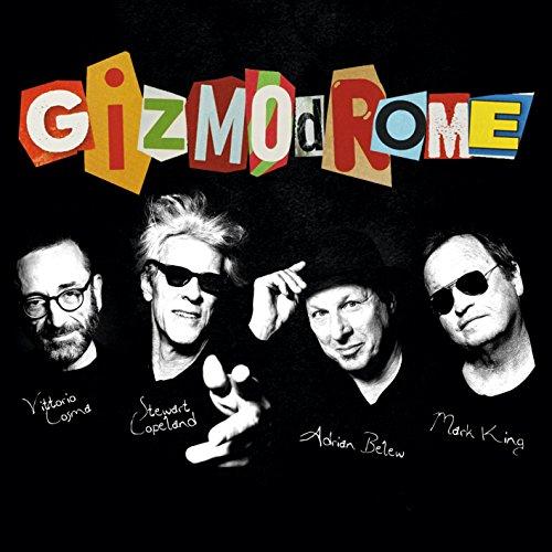 ギズモドローム『ギズモドローム』