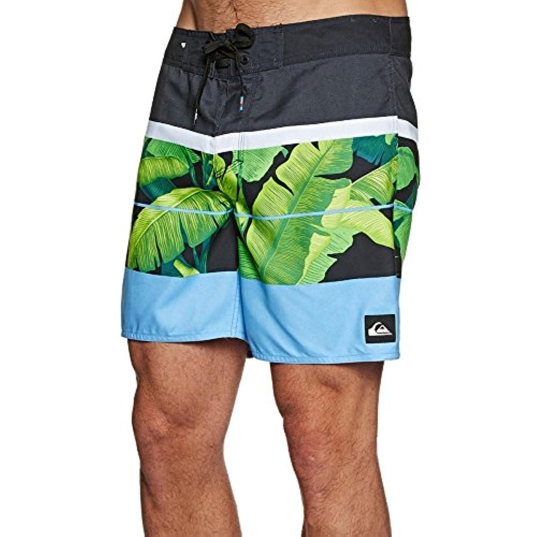 (クイックシルバー) Quiksilver メンズ 水着?ビーチウェア 海パン Quiksilver Slab Island17 Board Shorts [並行輸入品]