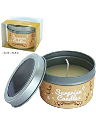 カメヤマキャンドル( kameyama candle ) サプライズキャンドル 「無香」