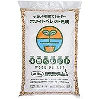 木質ペレット ホワイトペレット 20kg(33L)10kg×2袋 猫砂にも