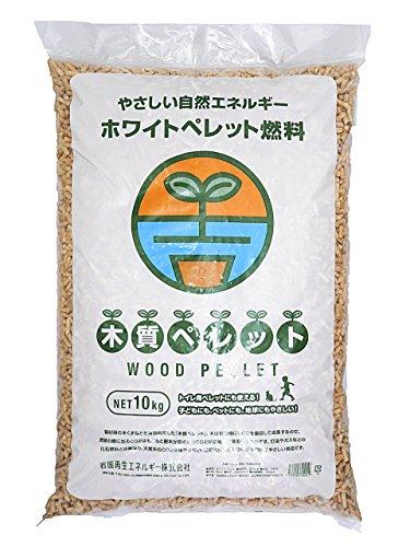 木質ペレット ホワイトペレット 20kg...