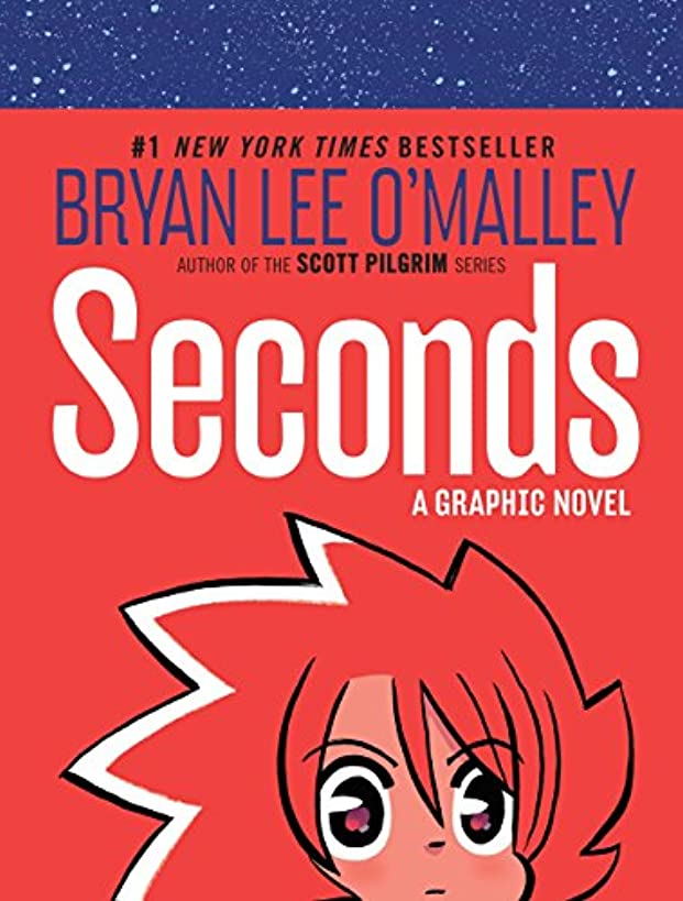 Seconds: A Graphic Novel (English Edition)