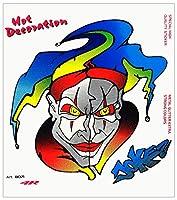Quattroerre Sticker Joker、14 x 16 cm