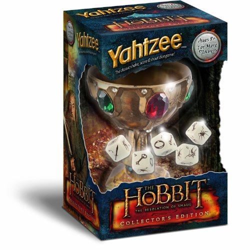 The Hobbit Yahtzee【直輸入品】