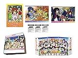 ラブライブ! School idol paradise Vol.1?Vol.3 初回版3本同梱 アニメイト限定版 コスチュームシリアル 収納BOX A3クリアポスター3種付き