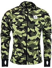 [セイスカイ] ウェリントン ジャケットWELLINGTON JACKET グリーン カモ Green Splinter Camo 6MRJA1 L