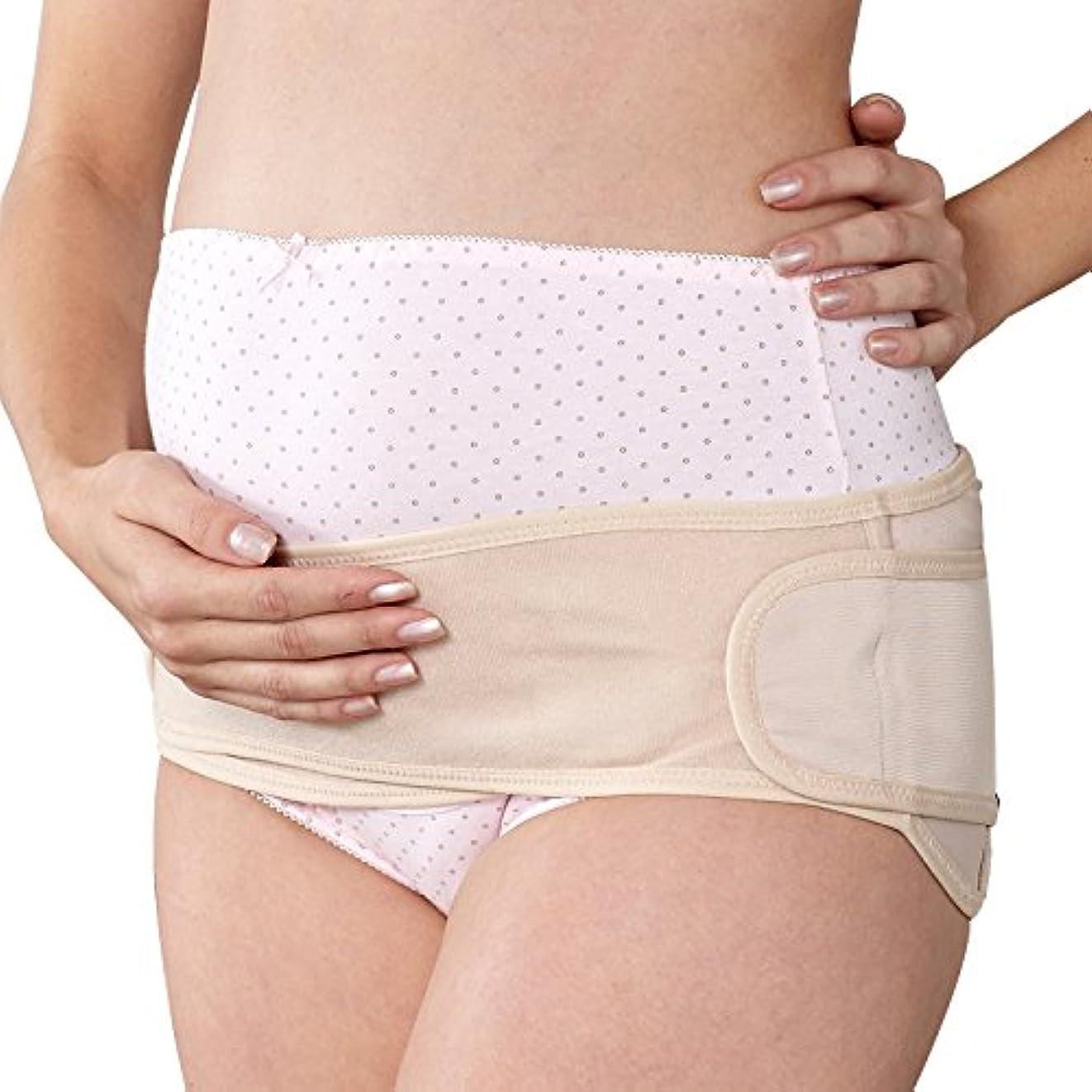 余韻型ユーモラスROSENICE 骨盤サポートベルト 産前?産後 妊娠婦用(肌色)