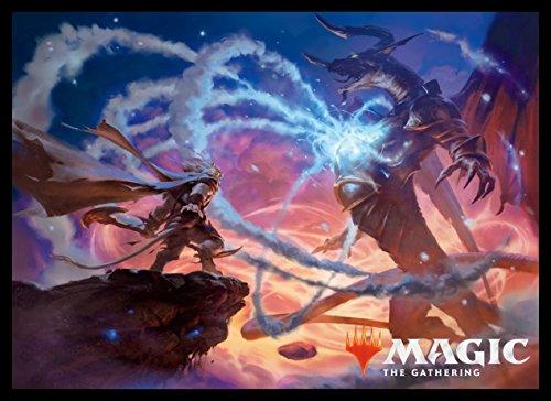 マジック:ザ・ギャザリング プレイヤーズカードスリーブ 『基本セット2019』 《アジャニ最後の抵抗》 (MTGS-043)