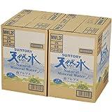[2CS] サントリー 天然水(南アルプス) (2L×6本)×2箱
