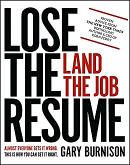 amazon co jp lose the resume land the job english edition 電子