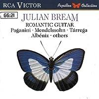Romantic Guitar: Julian Bream(Gtr)