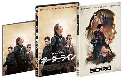 【Amazon.co.jp限定】ボーダーライン(オリジナルクリアステッカー付き) [DVD]の詳細を見る