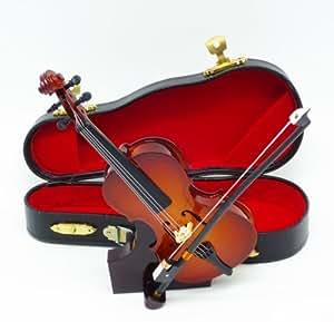 チェロ 15cm ミニチュア楽器