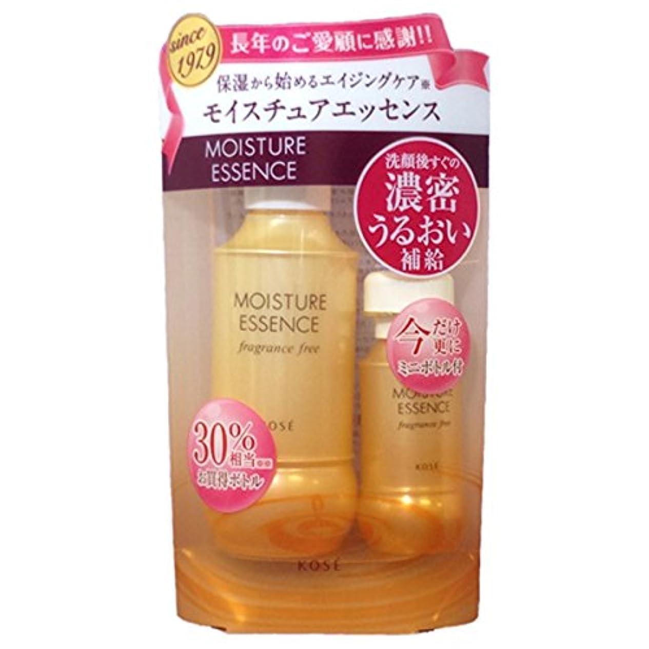 細胞汚染されたインストールコーセー モイスチュアエッセンス 無香料 130ml+30ml キャンペーンキット