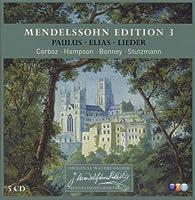Vol. 3-Mendelssohn Edition