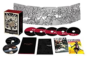 【Amazon.co.jp限定】TVアニメ「進撃の巨人」Season1 Blu-ray BOX(特製A4フレーム付イラストシート付)