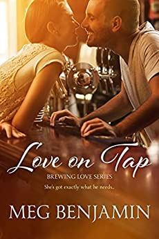 Love on Tap (Brewing Love) by [Benjamin, Meg]
