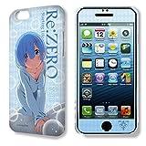 デザジャケット Re:ゼロから始める異世界生活 iPhone 6 Plus/6s Plusケース&保護シート Ver.2 デザイン01( レム )