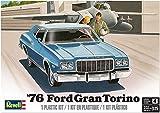 アメリカレベル 1/25 76 フォード グラントリノ プラモデル 4412