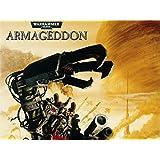 Warhammer 40000Armageddonゲームキャンバスポスター印刷 20x30 DB-PT508