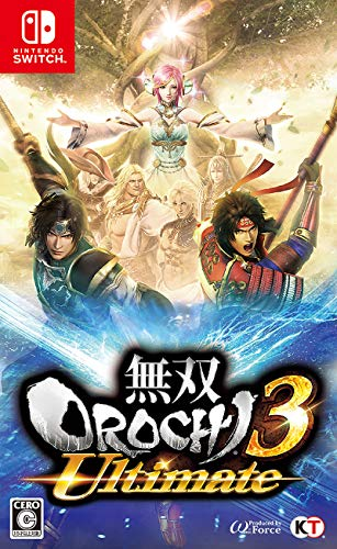 【Switch】 無双OROCHI3 Ultimate