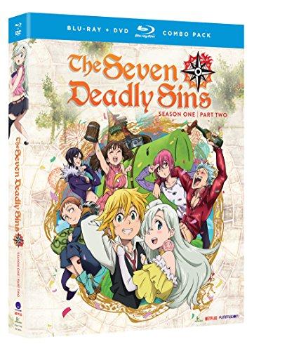 セブン・デットリー・シンズ / SEVEN DEADLY SINS: SEASON ONE - PART TWO