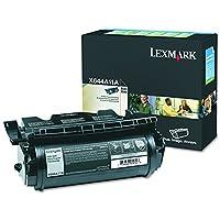 Lexmark - Black - original - toner cartridge LRP - for Lexmark Clinical Assistant, Education Station, Legal Partner, X642, 644, 646