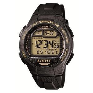 [カシオ]CASIO 腕時計 SPORTS GEAR スポーツギア W-734J-9AJF メンズ