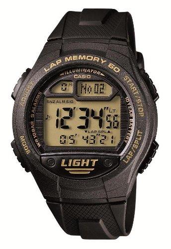 [カシオ]CASIO 腕時計 スポーツギア LAP MEMORY 60 W-734J-9AJF メンズ