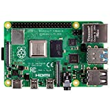 1/2 / 4GB RAM BCM2711クアッドコアCortex-A72 ARM v8 1.5GHzをサポートするRaspberry Pi 4モデルB 2.4 / 5.0 GHz WIFI BT 5.0-緑