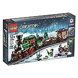 【海外限定品】LEGO レゴ クリエイター エキスパート ウィンター ホリデイ トレイン Winter Holiday Train 10254 [並行輸入品]