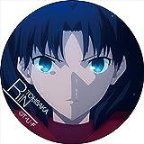 Fate/stay night Heaven's Feel 遠坂凛 ポリカバッジ